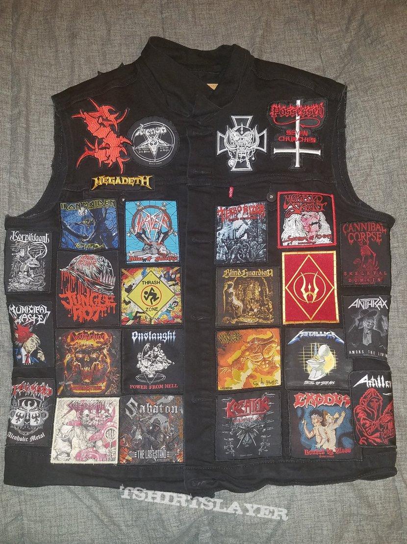 Battle Vest updated