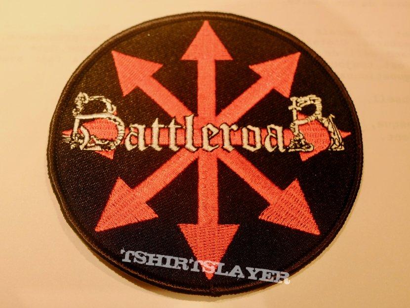 Chaos Symbol Round Patch Tshirtslayer Tshirt And Battlejacket Gallery