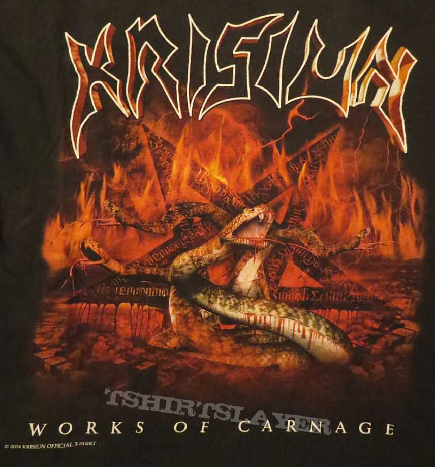 Krisiun - Works of Carnage [Official]