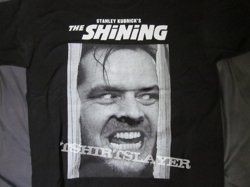The Shining - Movie shirt! hereees johnnny