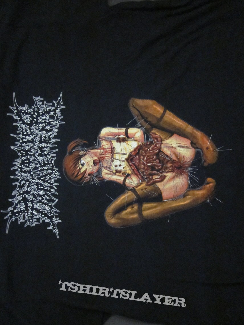 Distorted Impalement - Just a fucking bitch shirt