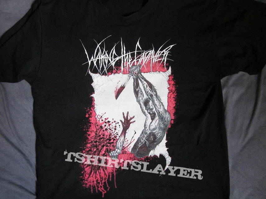 Waking The Cadaver - Slamming Gore Groove shirt