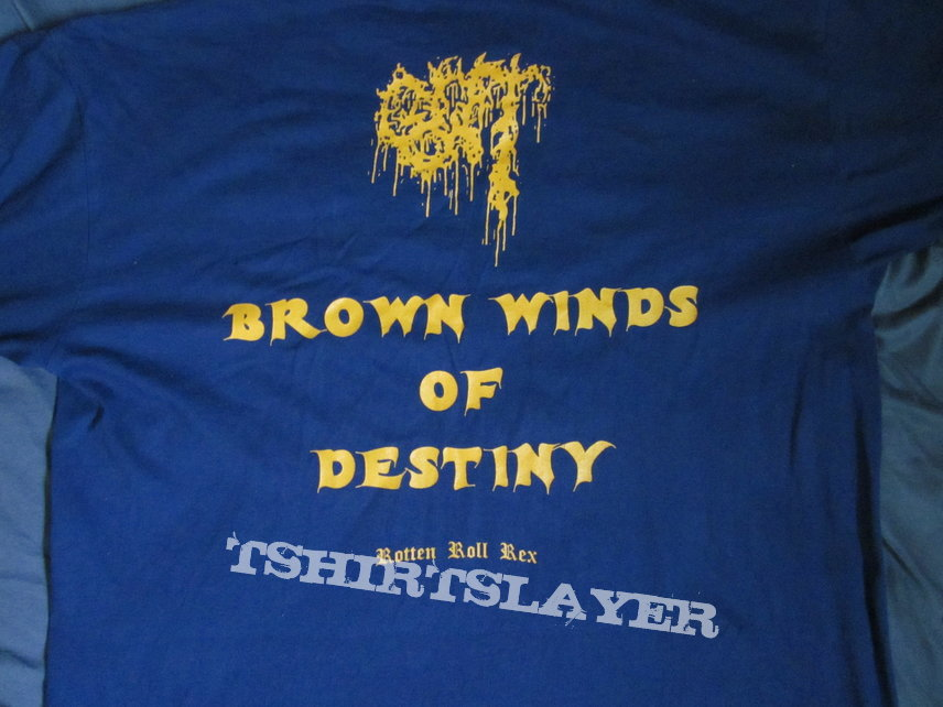 Gut - Brown Winds Of Destiny