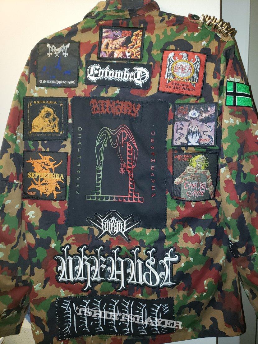 Battle jacket update December 2018