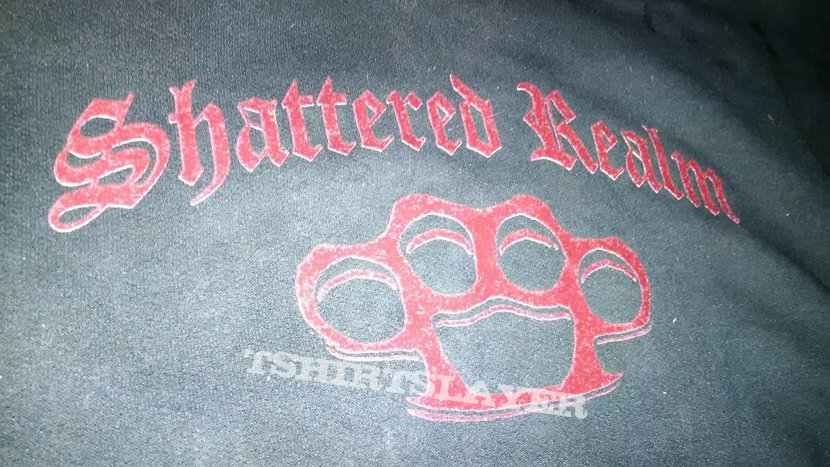 Shattered Realm New Jersey 86 hoodie