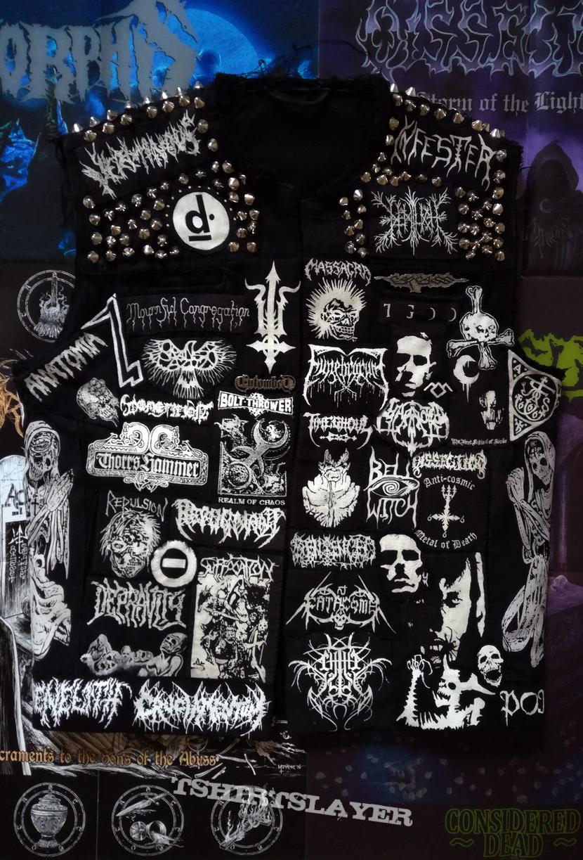 The Lurker - DIY Battle Jacket