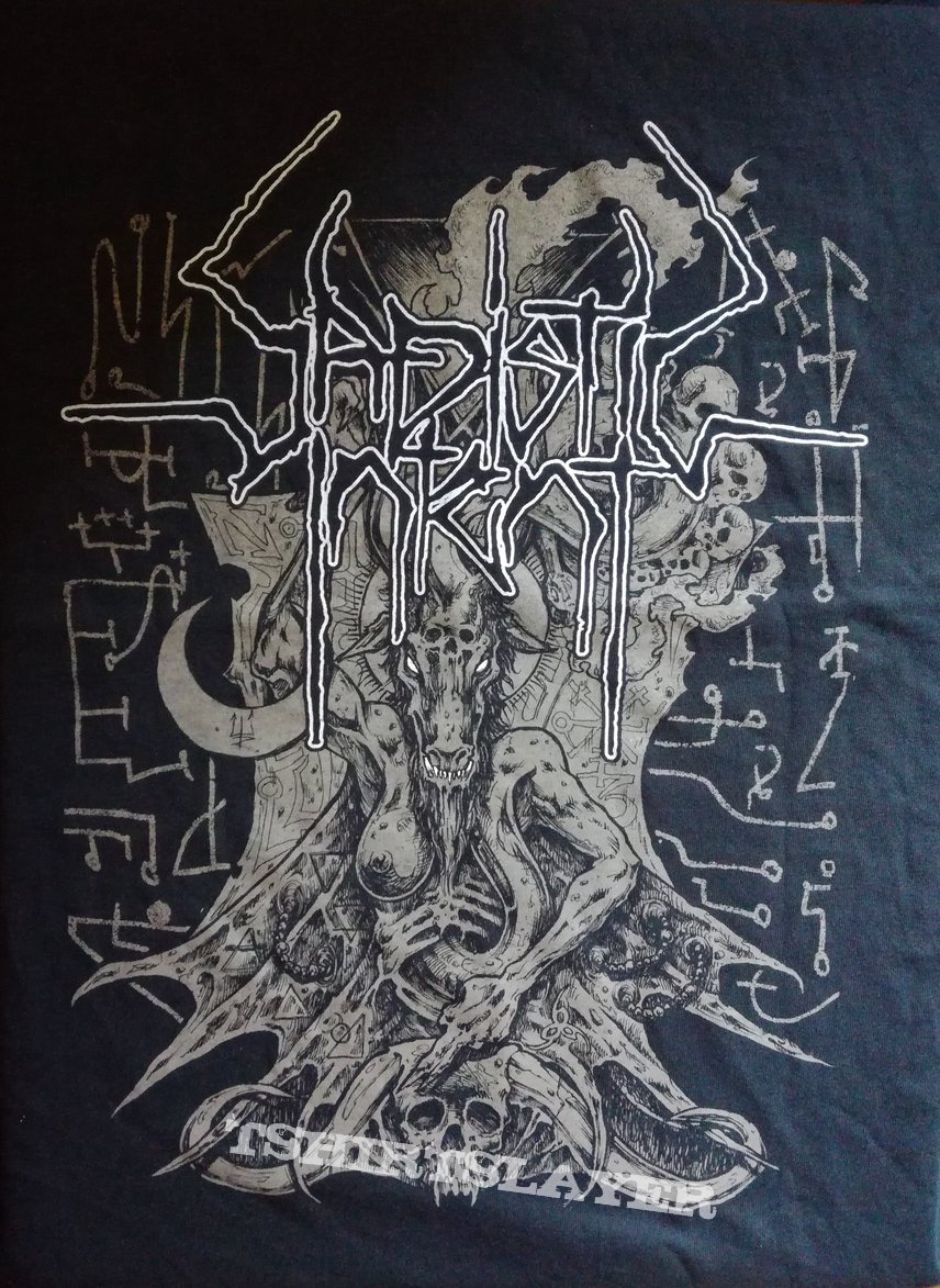 Sadistic Intent - Death is Coming to Europe Tour TS