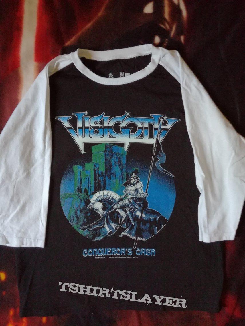 Visigoth - Conqueror's Oath (Baseball Shirt 2018)
