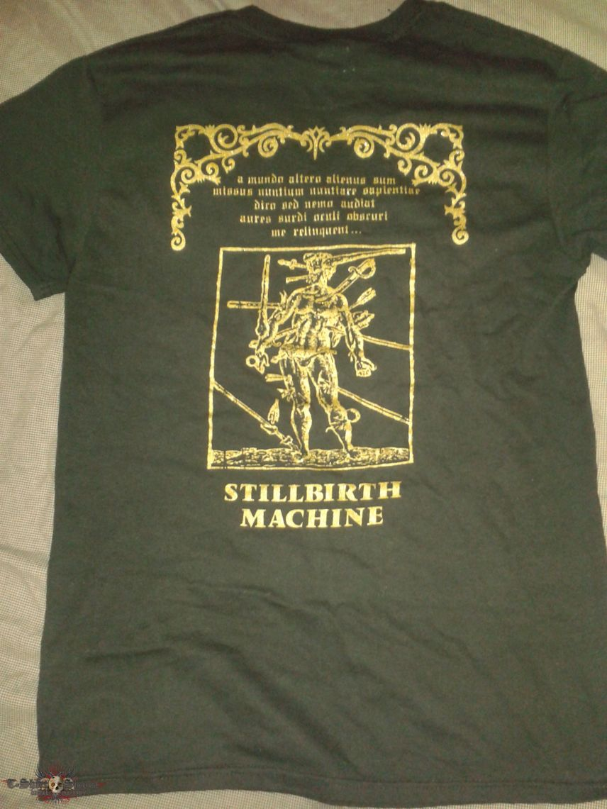 Order From Chaos - Stillbirth Machine shirt