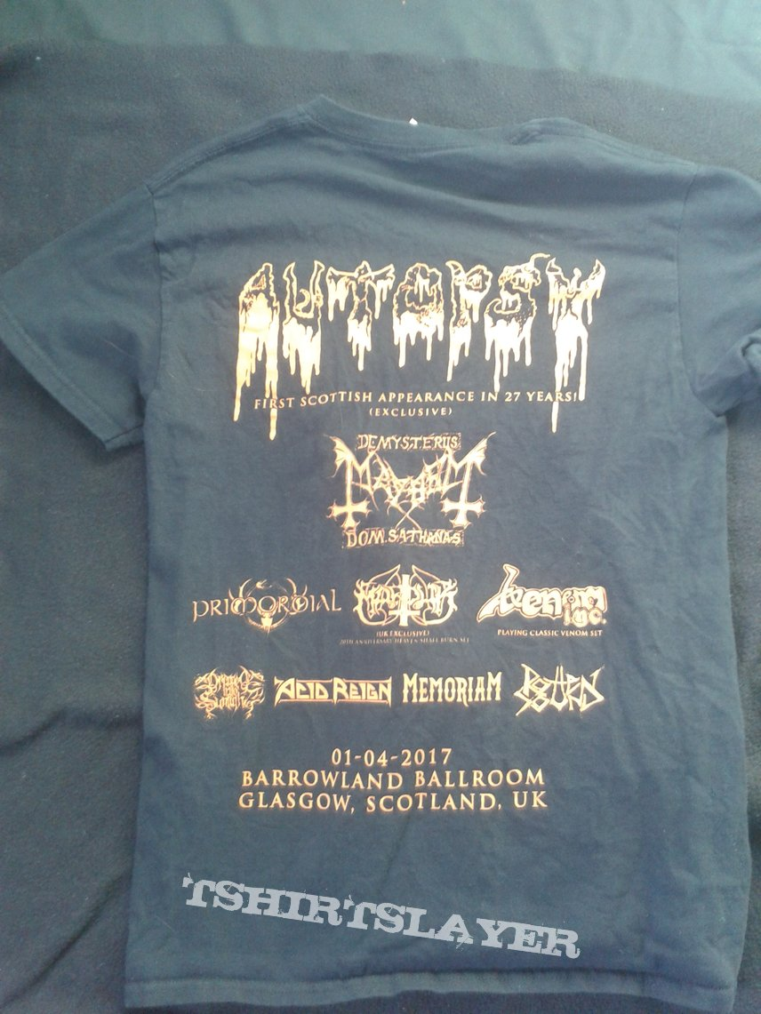 Lords of the Land festival shirt