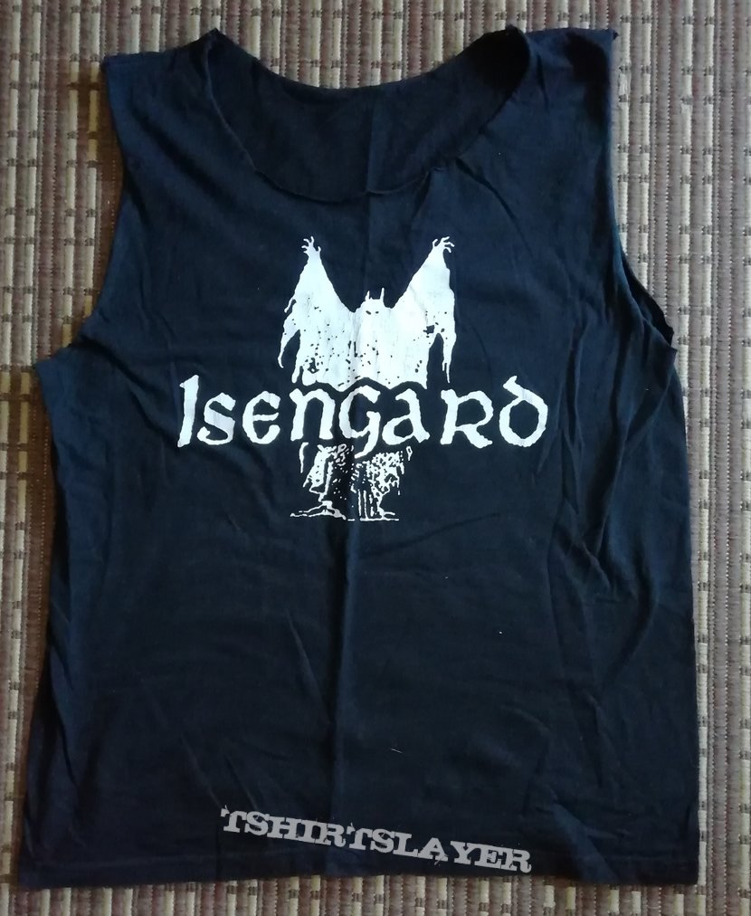 Isengard 'Death is certain..' tank top