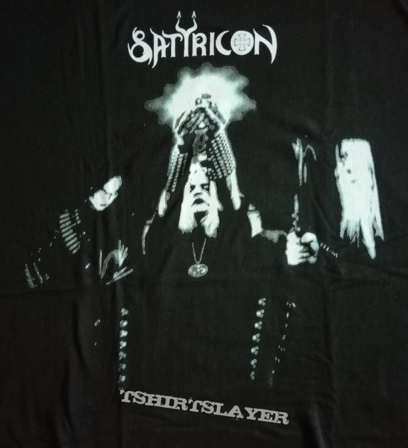 Satyricon 'The Conquering of Europe' shirt