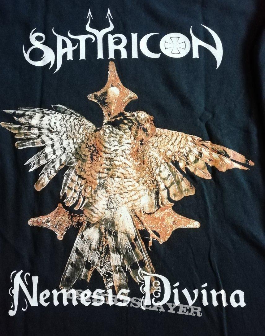 Satyricon 'Nemesis Divina' longsleeve