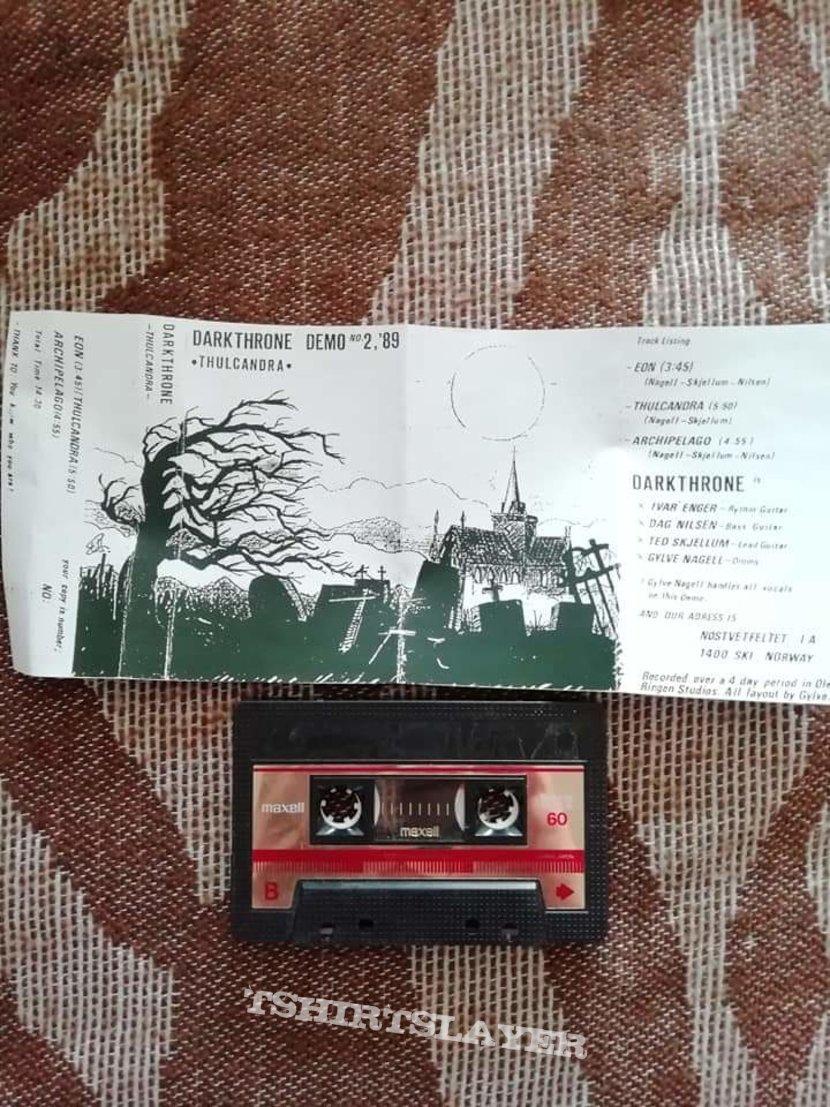 Darkthrone 'Thulcandra' cassette