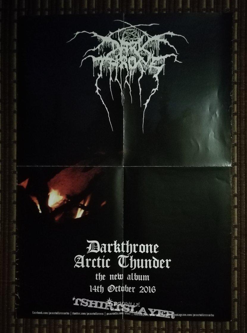 Darkthrone 'Arctic Thunder' poster #2