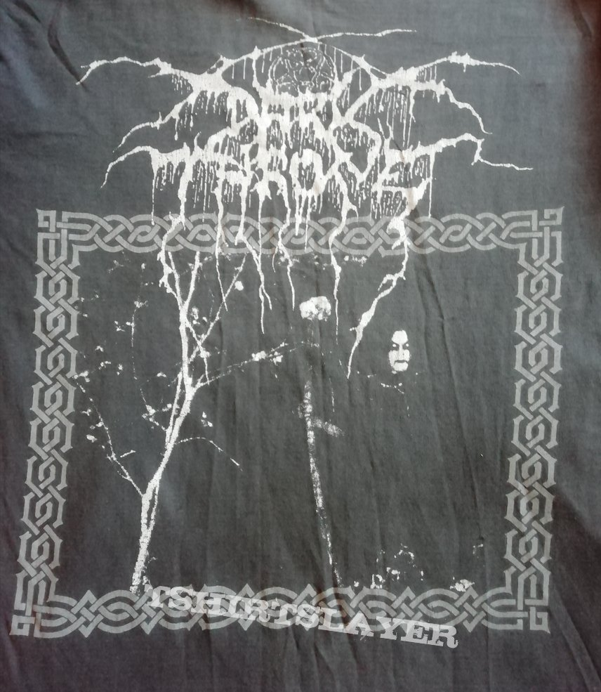 Darkthrone 'Under A Funeral Moon' Modern Invasion longsleeve