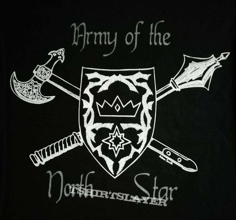 Enslaved 'Army of the Northstar' longsleeve