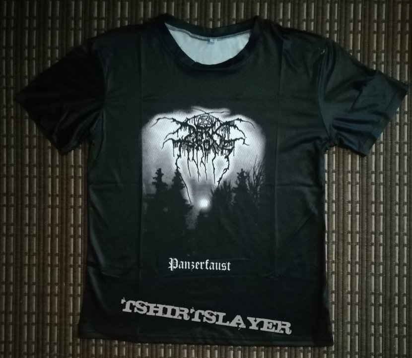 Darkthrone 'Panzerfaust' shirt