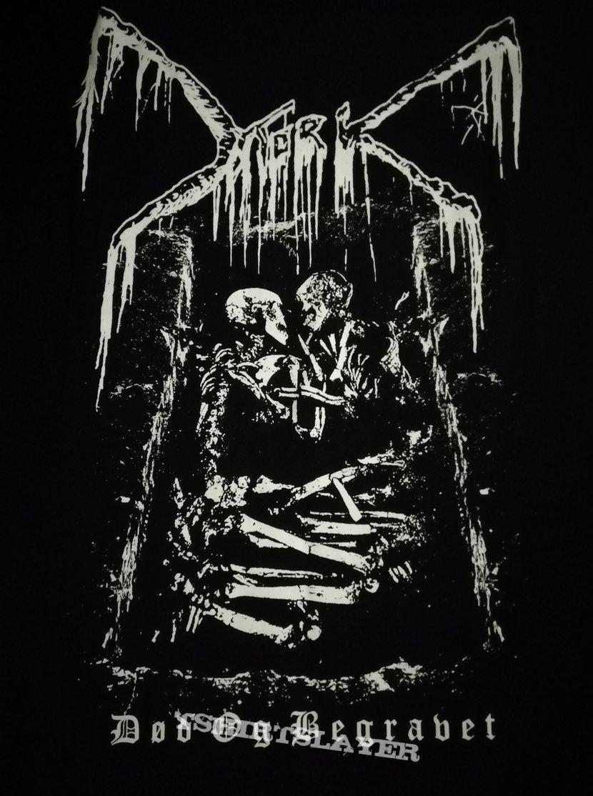 Mork 'Død Og Begravet' shirt