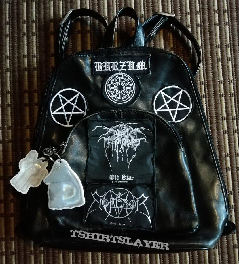 Darkthrone 'Old Star' Forest wandering backpack