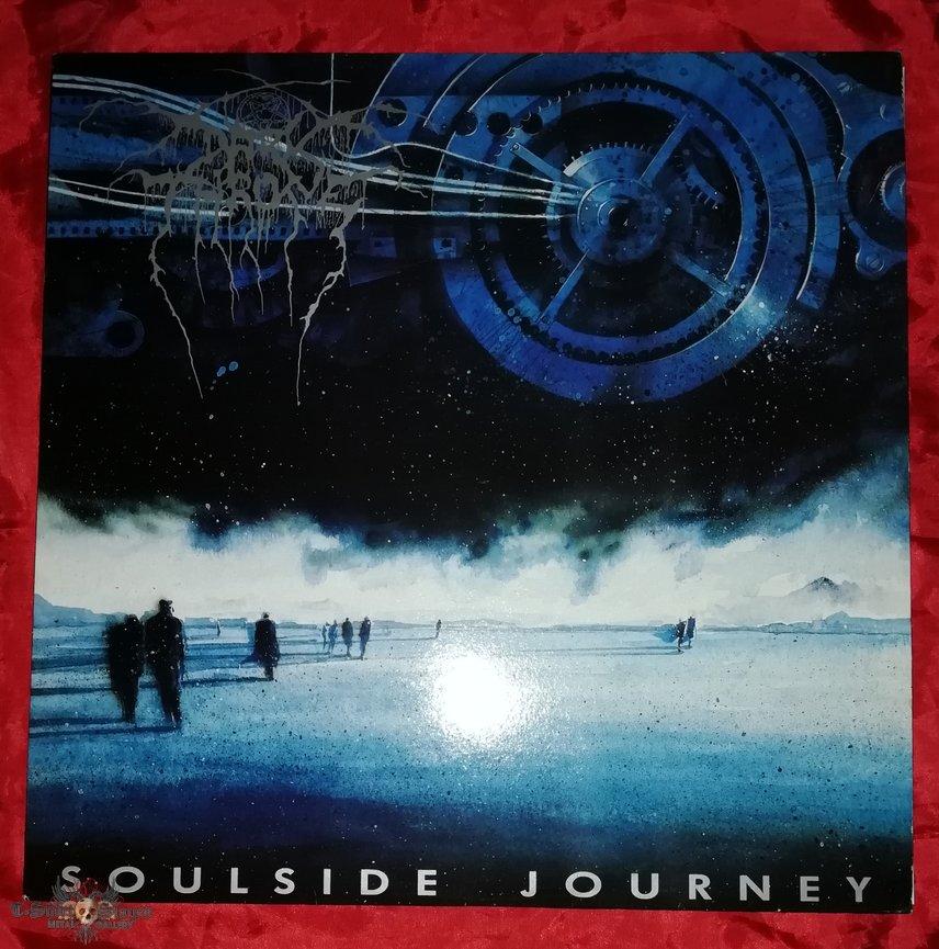 Darkthrone 'Soulside Journey' first press vinyl
