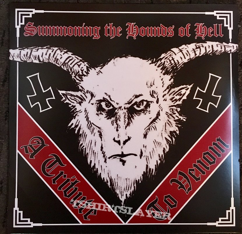 A Tribute To Venom - Summoning The Hounds of Hell - Vinyl