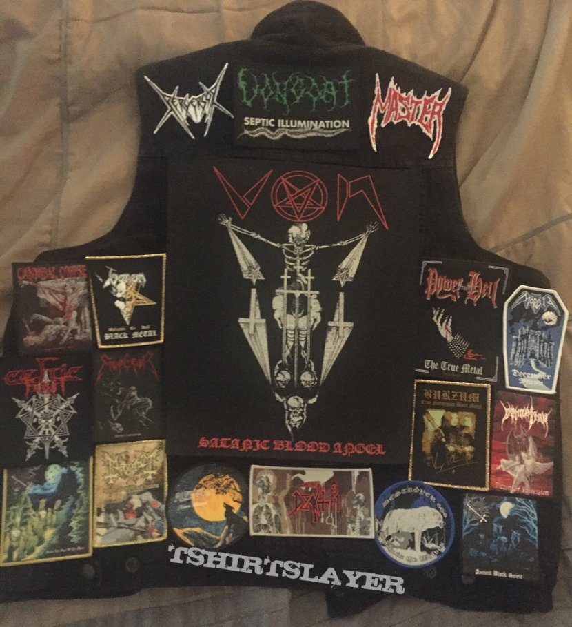 Vest #1: Update - Nearly Complete!