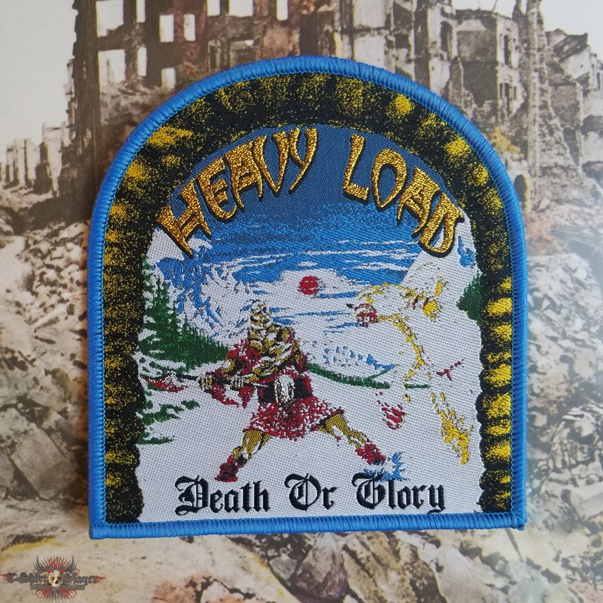 Heavy Load - Death or Glory woven