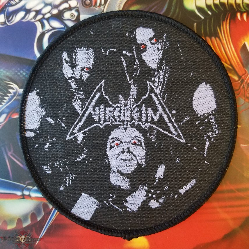 Nifelheim group members patch