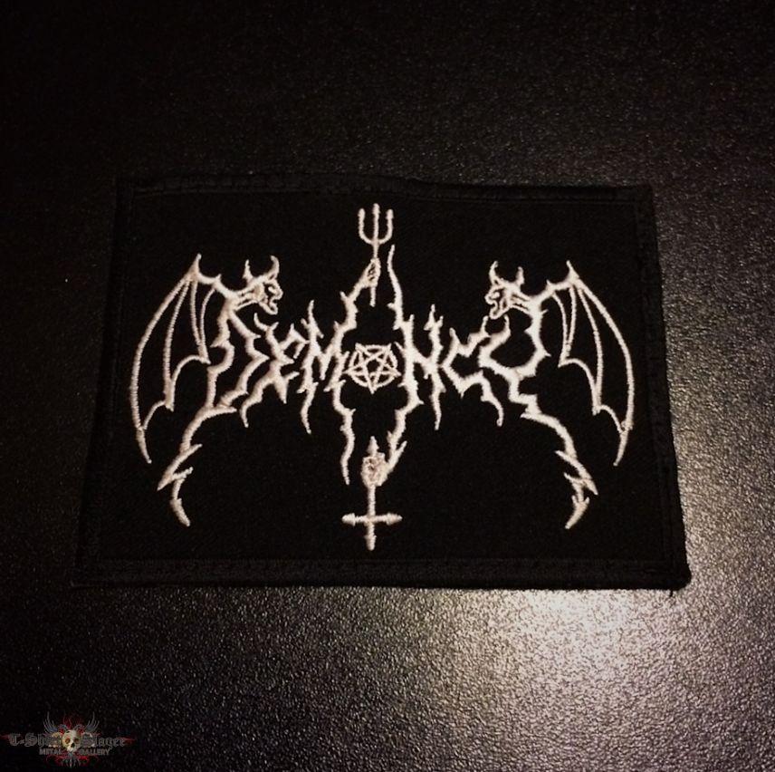 Demoncy – Logo Patch
