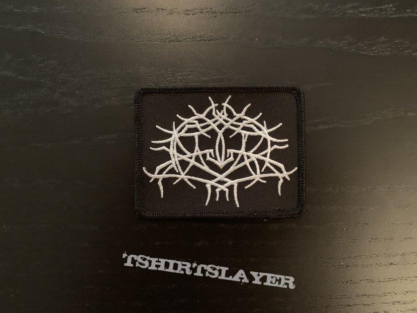 Krallice - logo patch