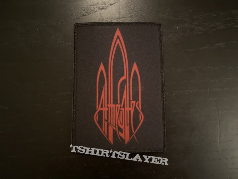 At the Gates logo patch