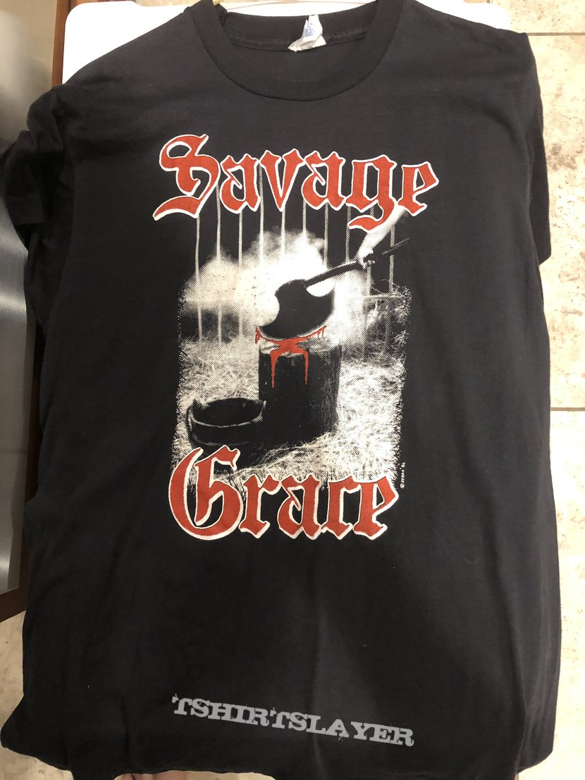 Savage Grace After the Fall From Grace