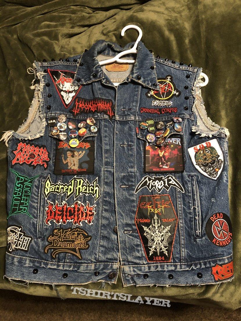 Thrasher Battle Jacket