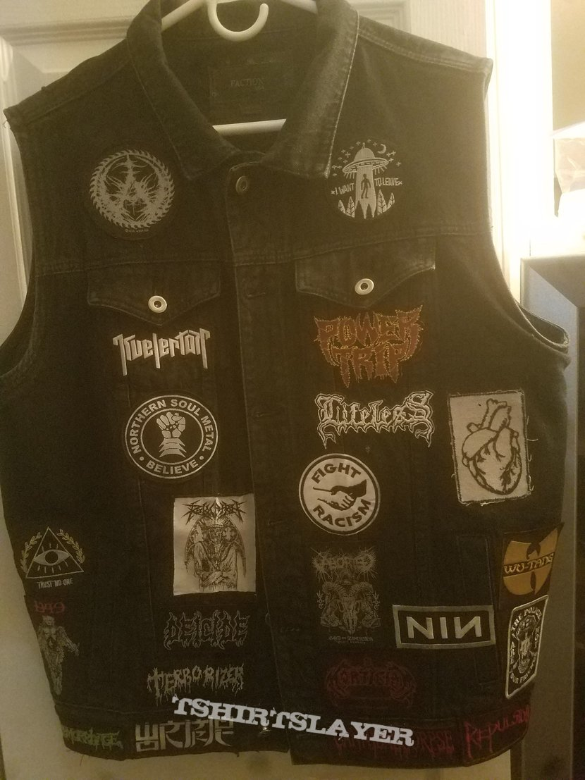 My every day battle jacket