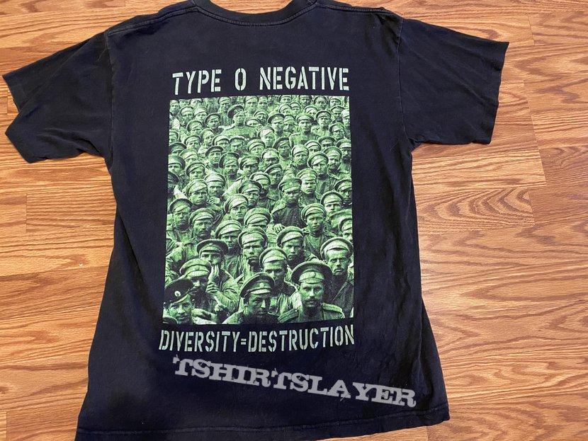 Type o negative - vinnlandia t shirt