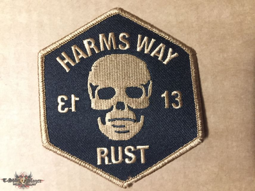 Harms Way Patch