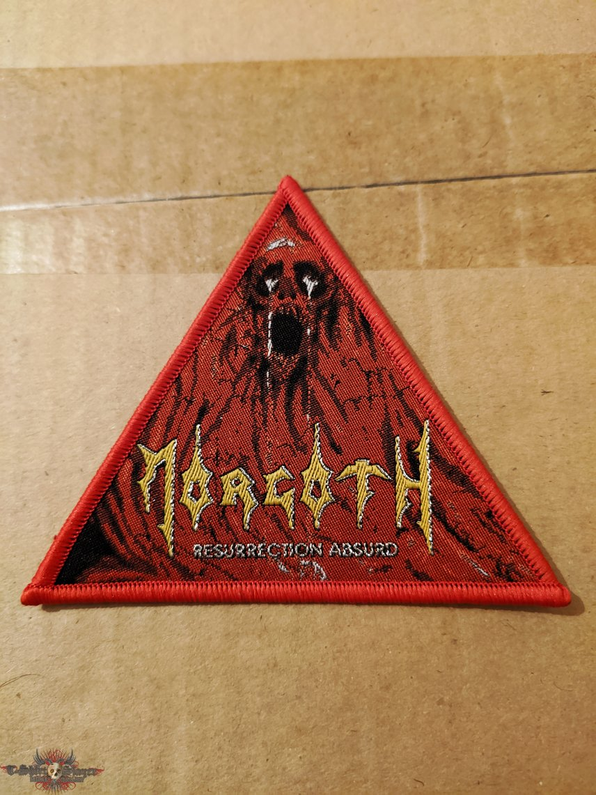 Morgoth patch
