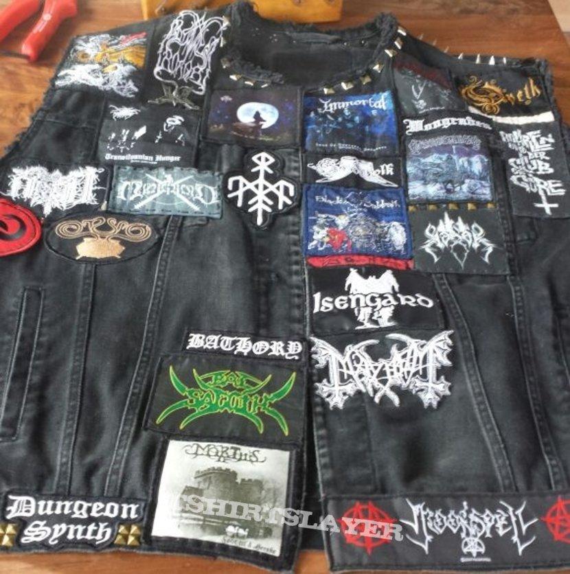 Metal vest (in progress)