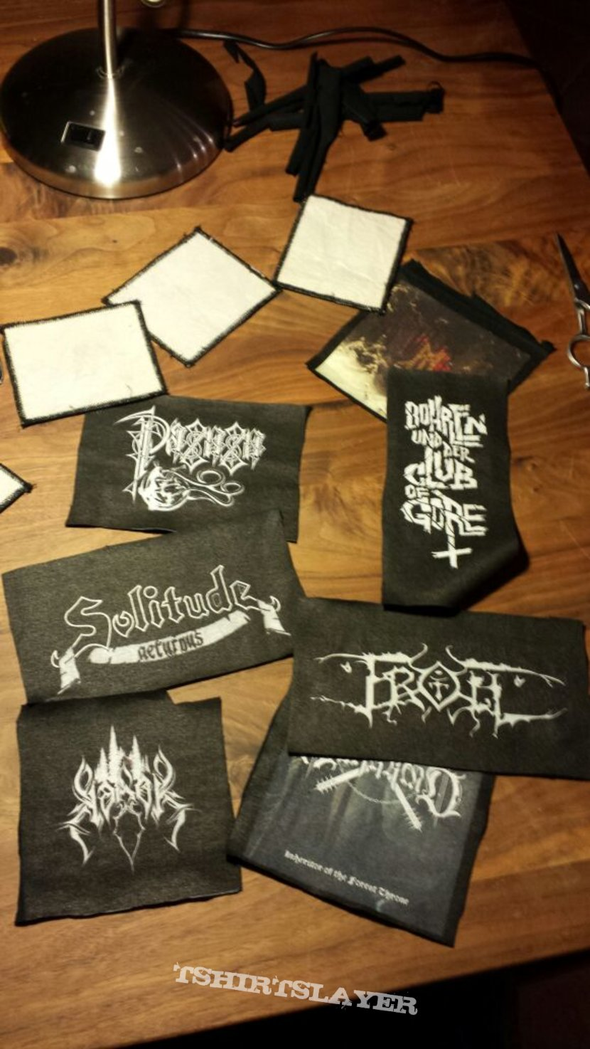Selfmade patches