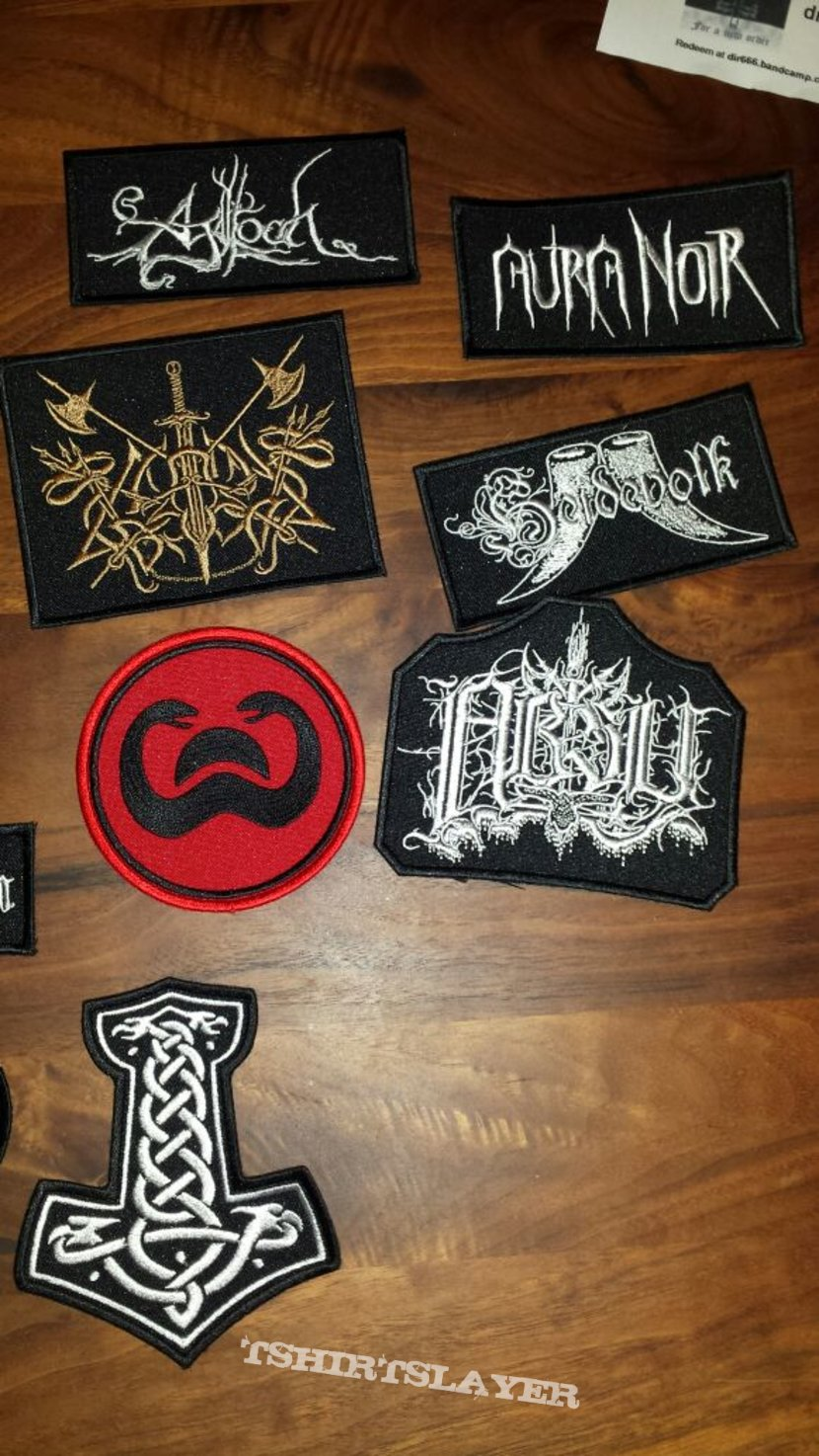 Several Patches