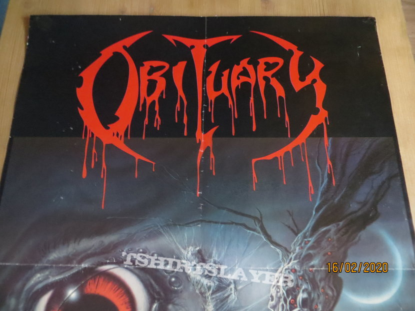 Obituary - Cause of Death Anabas Poster