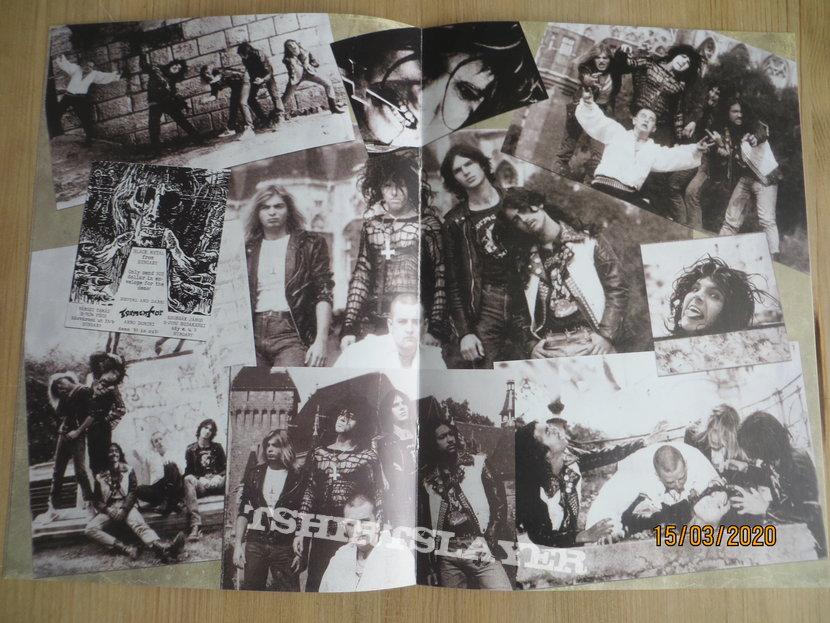 Tormentor - Anno Domini Vinyl Saturnus Productions
