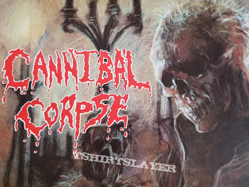 Cannibal Corpse - Tomb of the Mutilated Anabas Poster