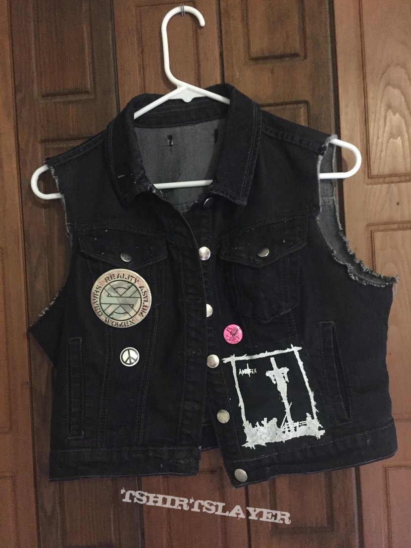 Anarcho vest (new project)
