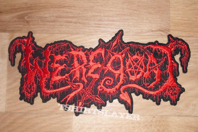 Weregoat back patch