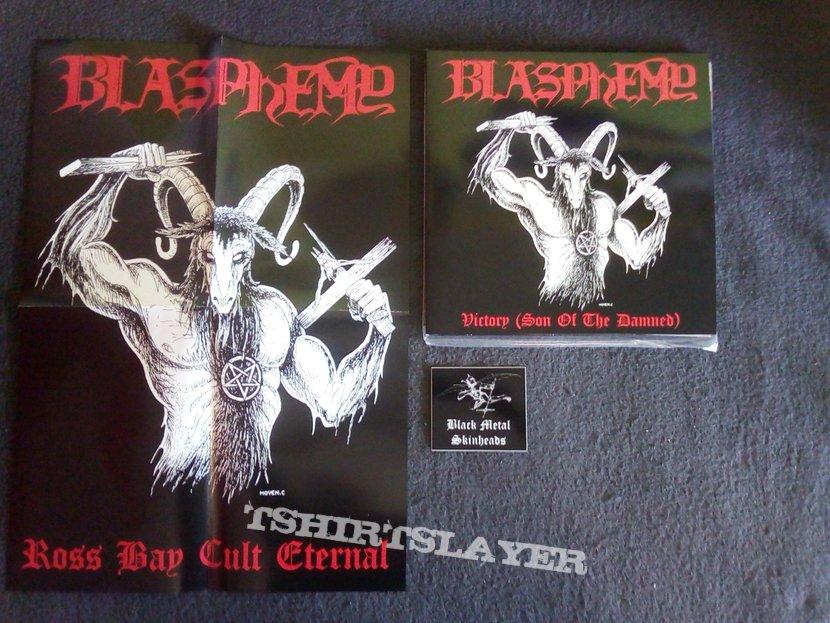 Blasphemy - Victory (Son Of The Damned) Die-Hard Version
