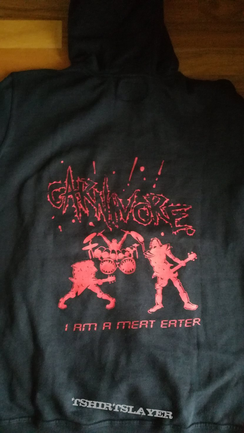Carnivore I am a meat eater Hoodie