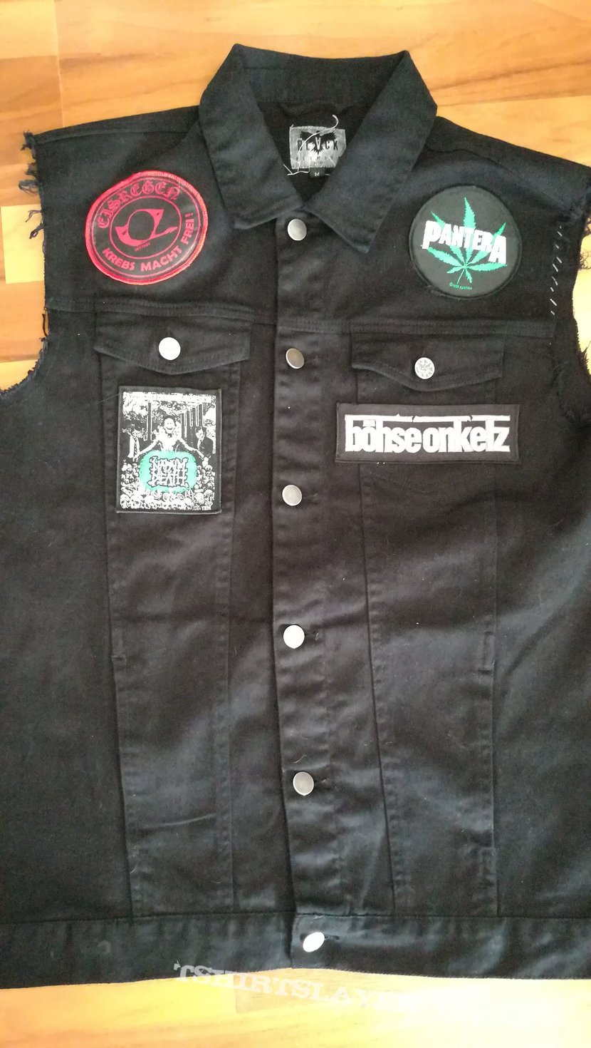 My First Vest (Update 1)