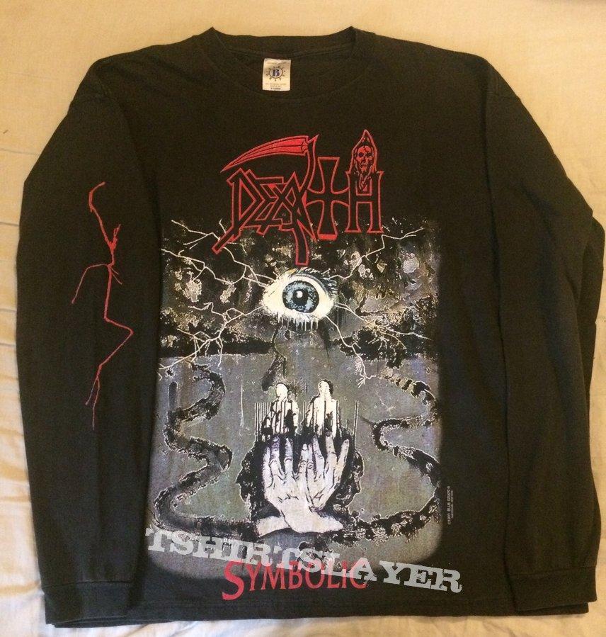 Death - Symbolic Longsleeve